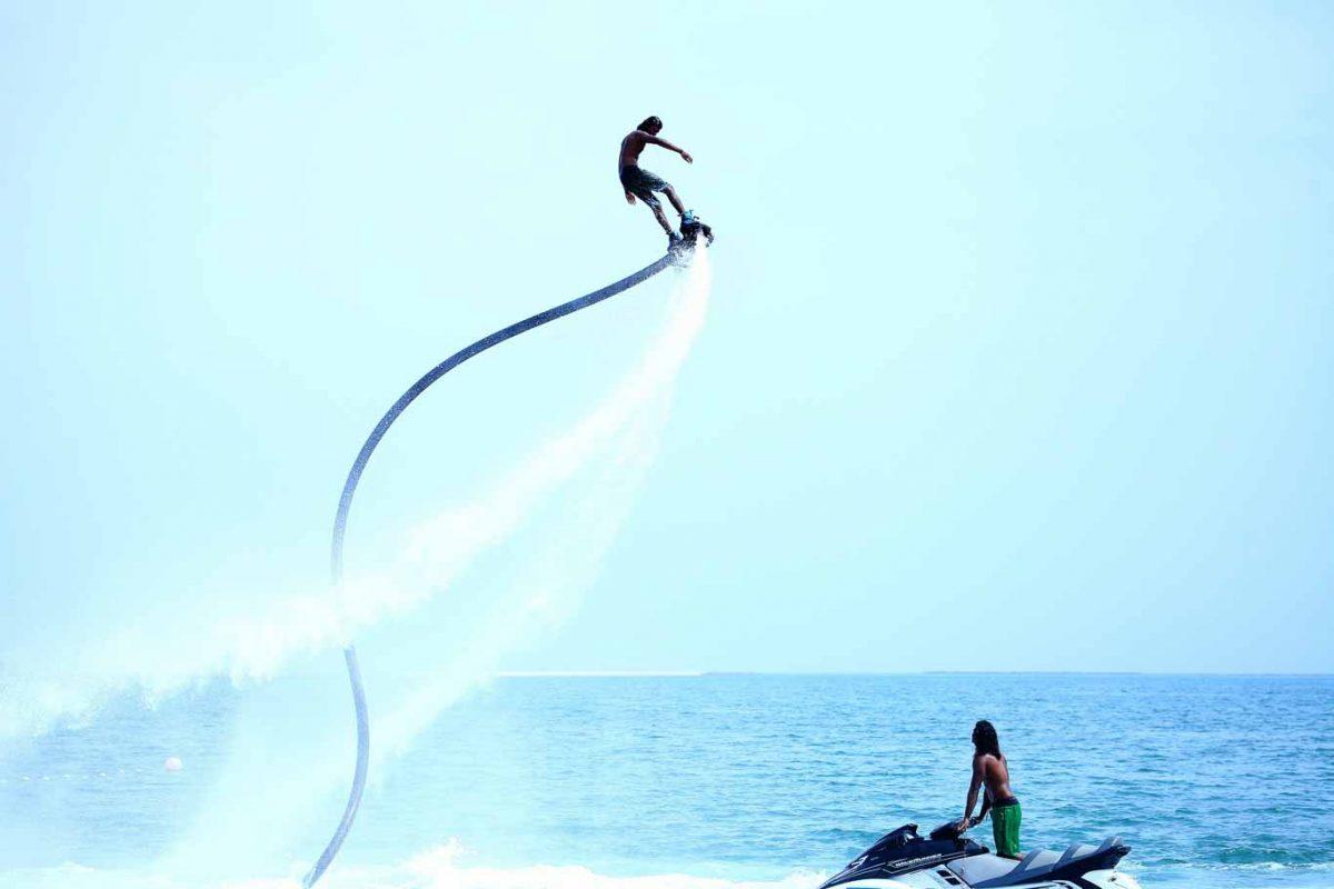 flyboard activities