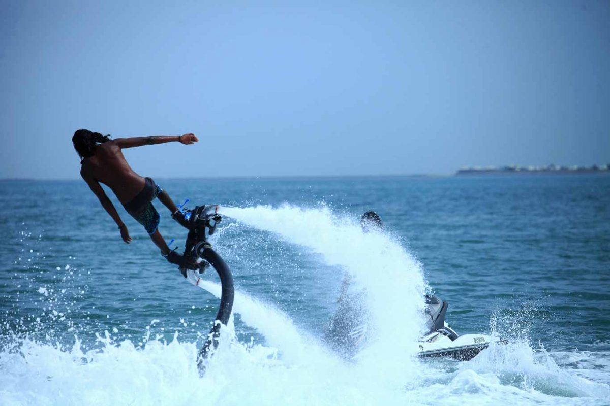 flyboard live